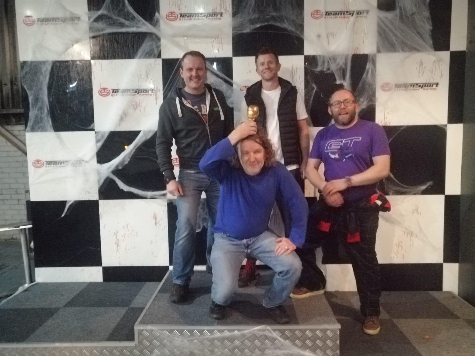 Go Kart Champions (again)!